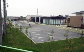 藤本建設 土木工事施工実績 ナゴヤハウジングセンター01