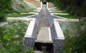 藤本建設 土木工事施工実績 通常砂防02