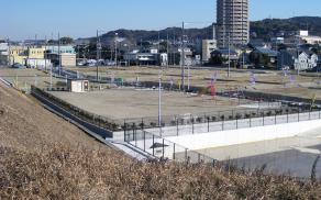 藤本建設 開発事業施工実績 岡崎市西蔵前住宅用地02
