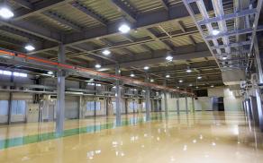 藤本建設 建築工事施工実績 東海化学工業第1工場04