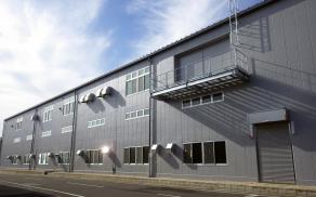 藤本建設 建築工事施工実績 東海化学工業第1工場03