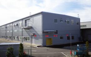 藤本建設 建築工事施工実績 東海化学工業第1工場01