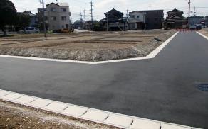 藤本建設 開発事業施工実績 春日井市東野町住宅用地開発03