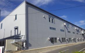 藤本建設 建築工事施工実績 東海化学工業第1工場02